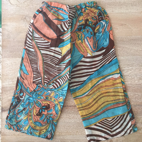 RAJ bohemian Indian pants~SALE