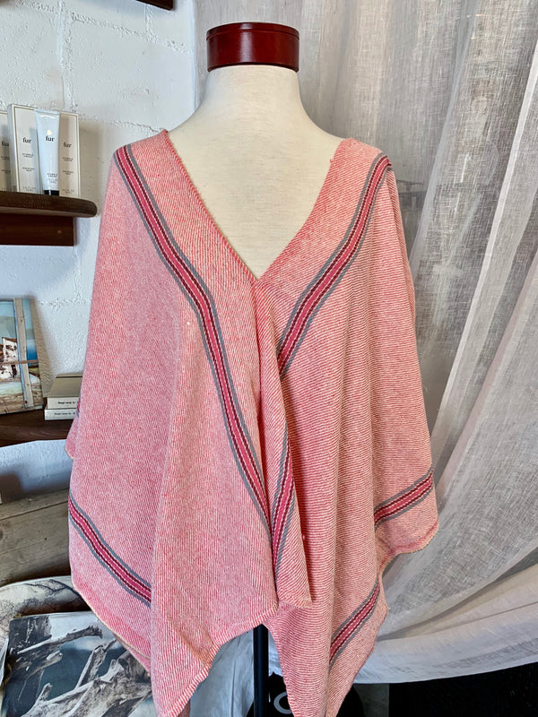 Cotton Poncho~Summer Essential