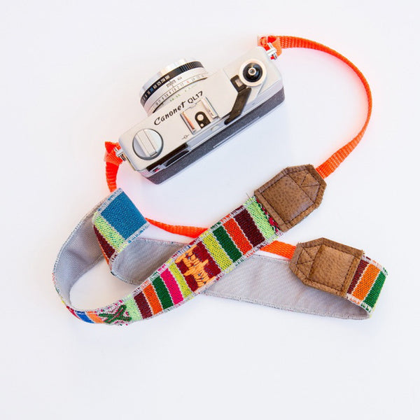 LOVEBIRDS~ camera strap