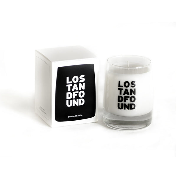small gunns lost & found candle