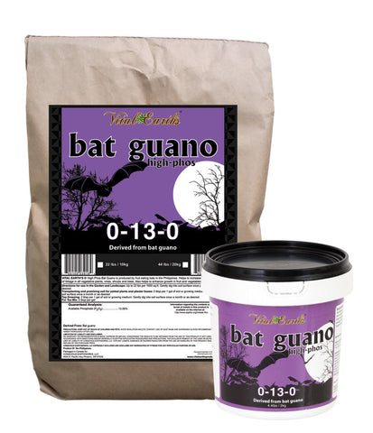 High Phosphorus Bat Guano 0-13-0