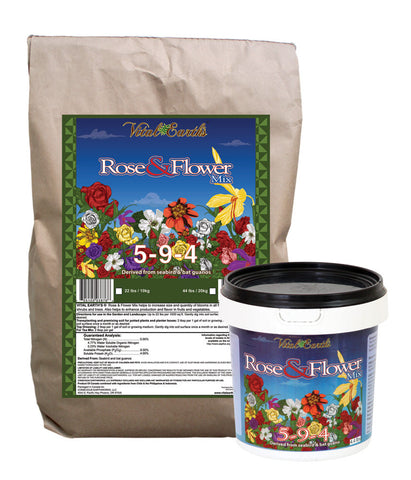 Rose & Flower Mix 5-9-4