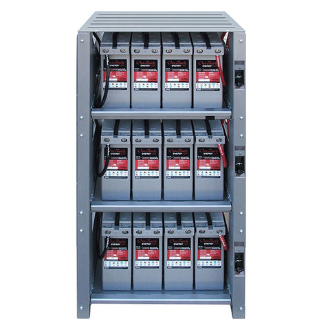 OutBack Integrated Battery Rack IBR-3
