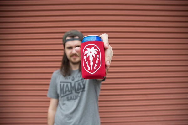 Thunder Summer Koozie