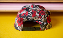 Tropic Gator Red Wicking Hat