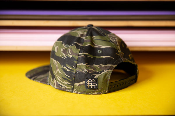 Camo Panther Hat