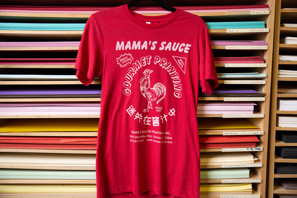 Mama's Rooster Sauce T-Shirt