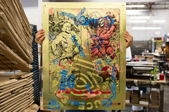 Tim Anderson x MOTU x MS Test Print Variants
