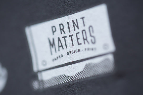 #PrintMatters Event Poster - Michigan State University