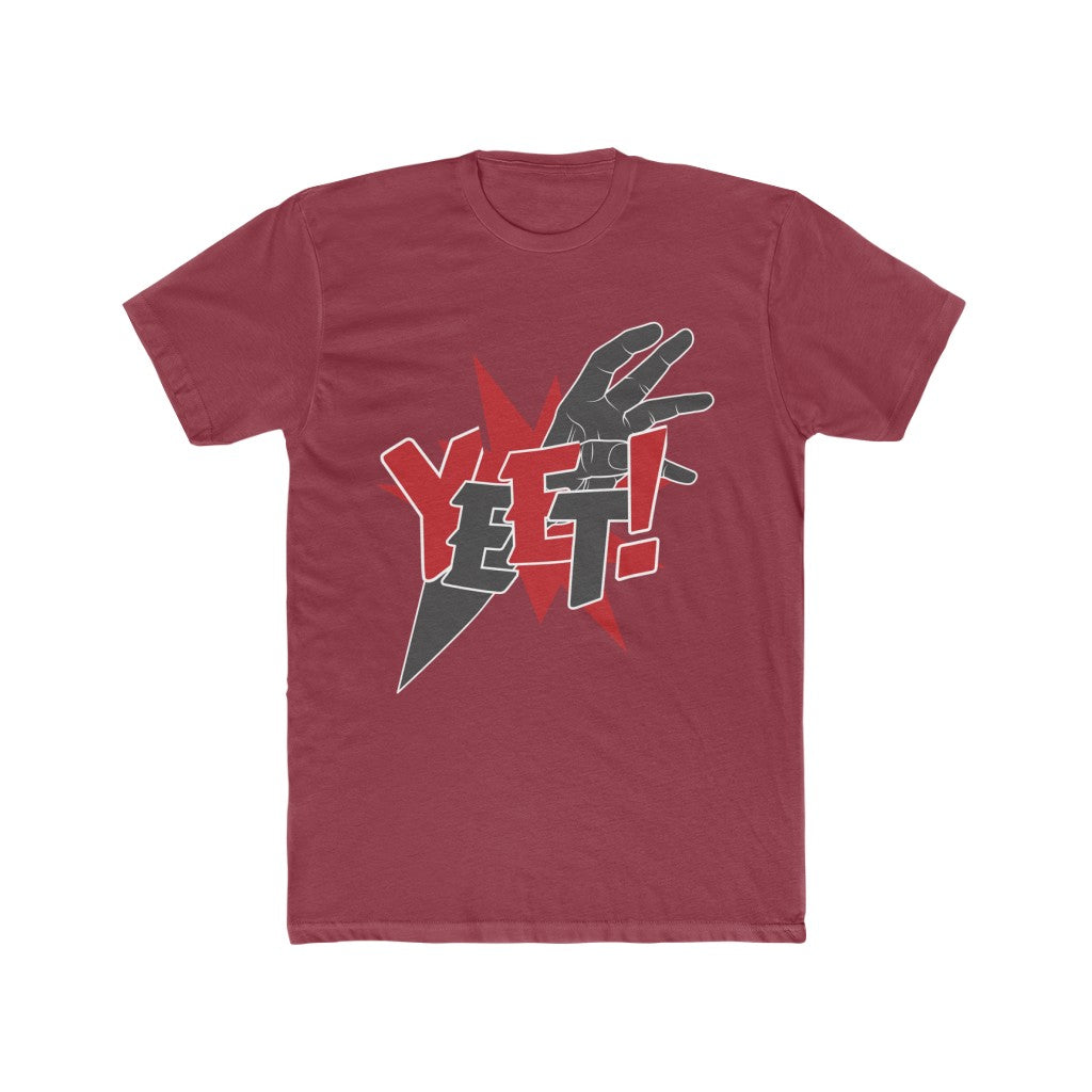 Yeet Basketball - Men's Cotton Crew Tee