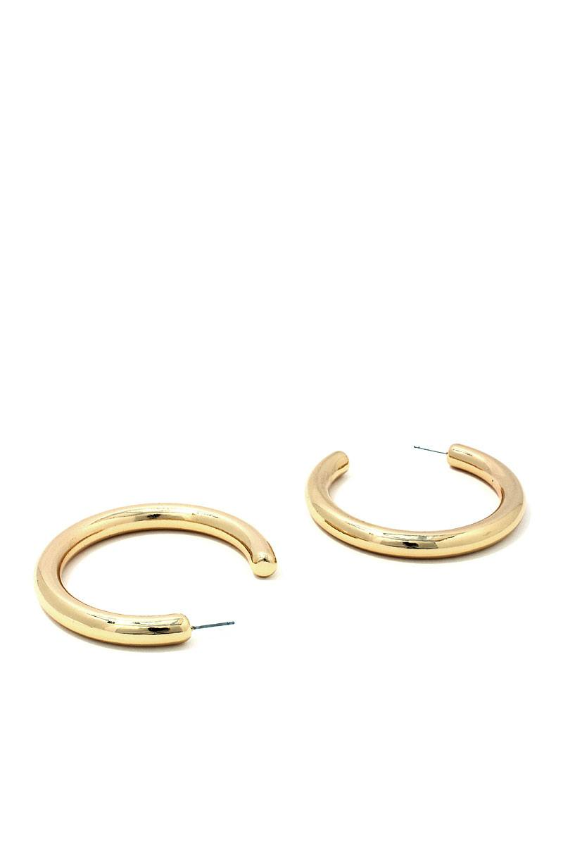 Fashion Cute Open Hoop Earring