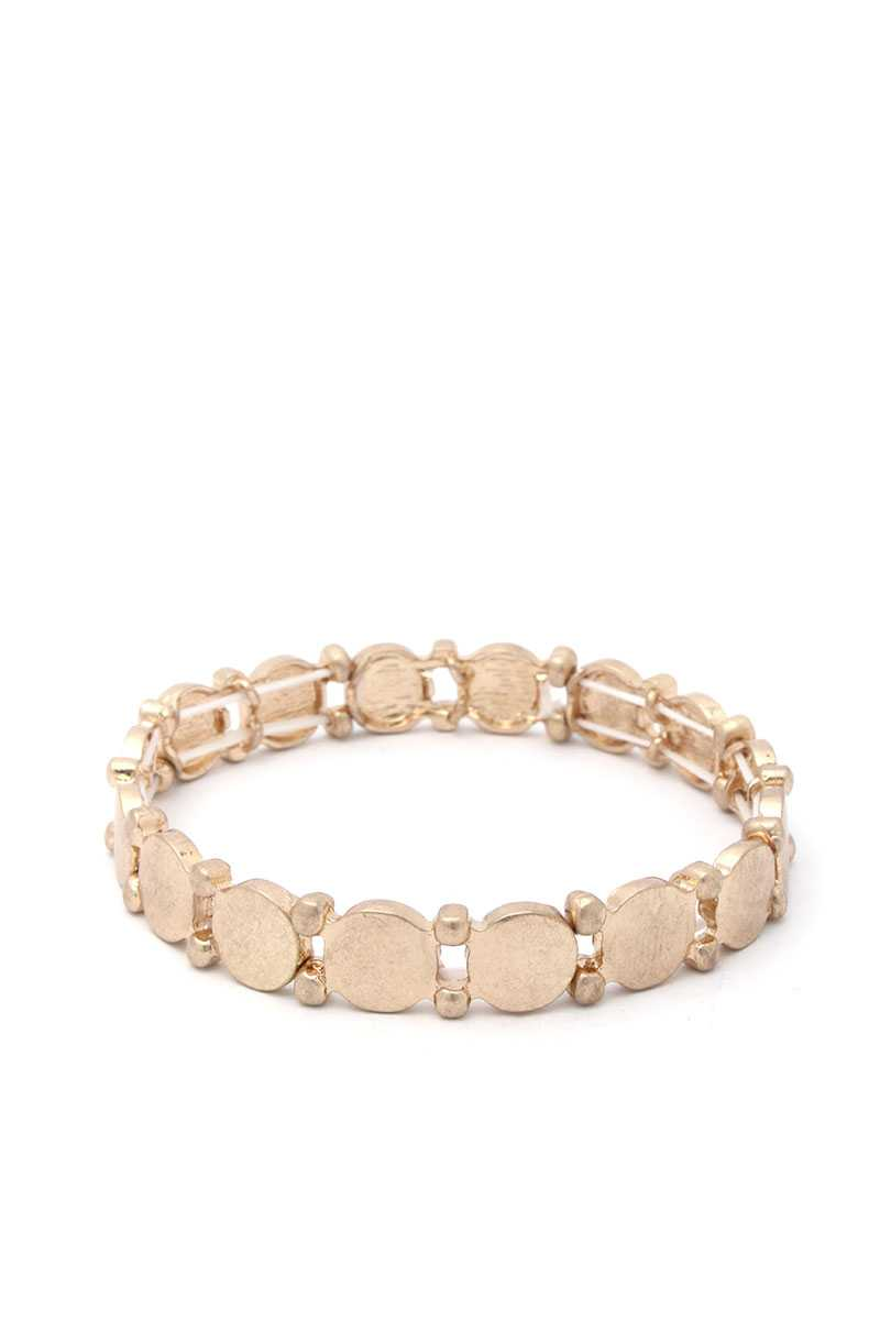 Metal Stretch Bracelet