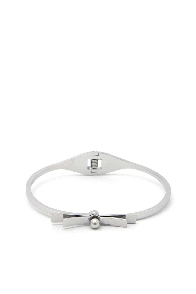 Knot Stainless Steel Bangle