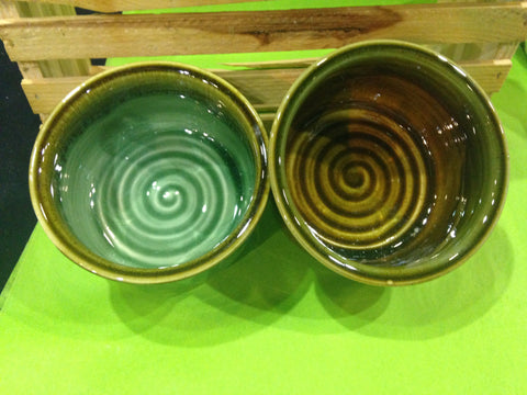 Shave Bowl - local potter