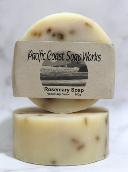 Rosemary soap bar 140g