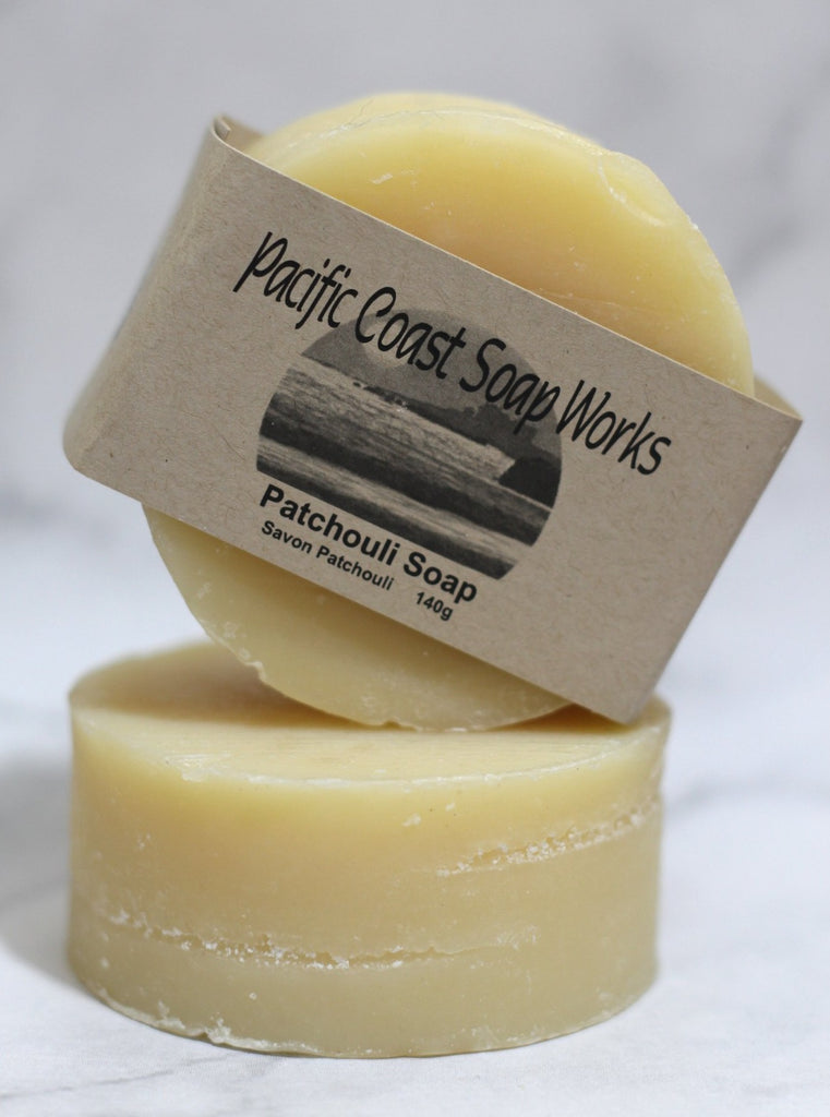 Patchouli soap bar 140g