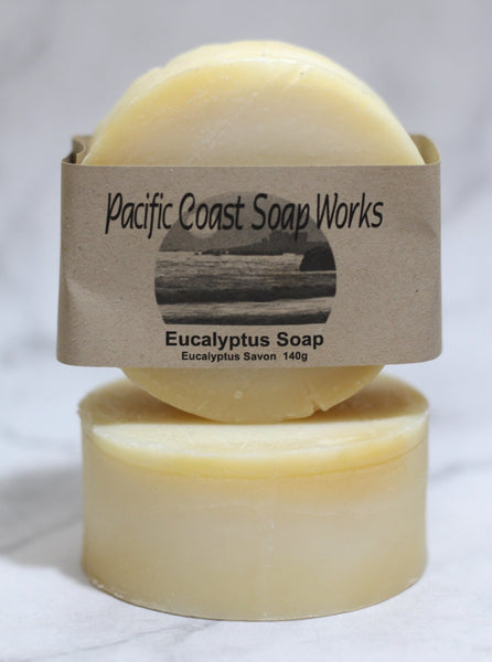 Eucalyptus soap bar 140g
