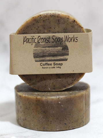 Coffee Soap bar 140 g
