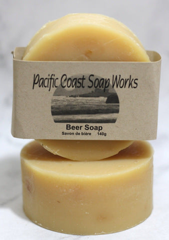 Beer soap bar 140g