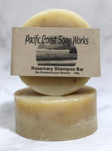 Rosemary Shampoo Bar 140g