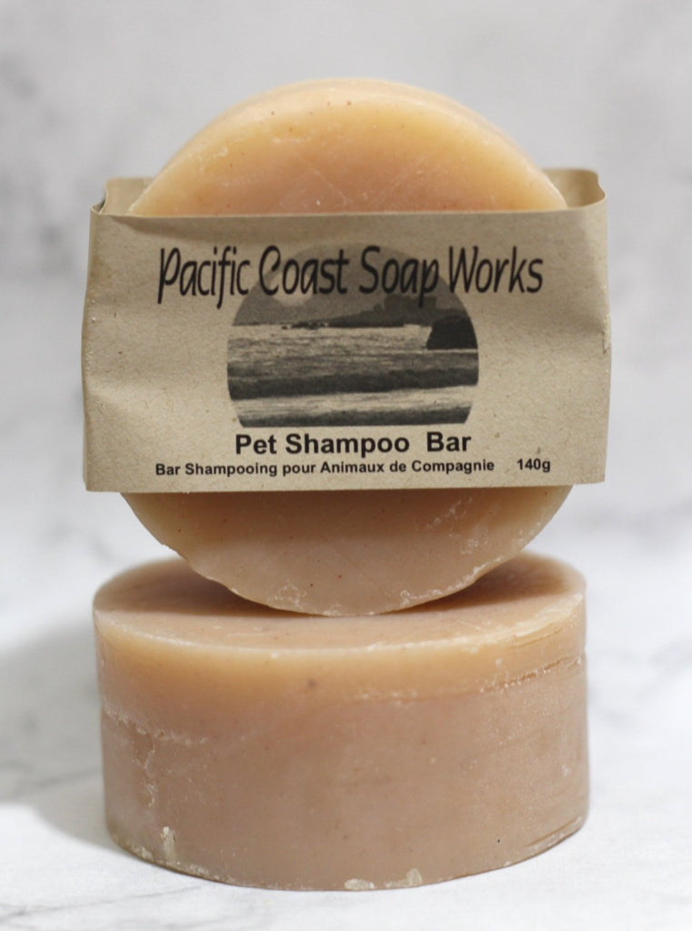 Pet shampoo bar 140g