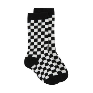 Checker Board Socks