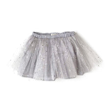 Twinkle tutu skirt - light gray