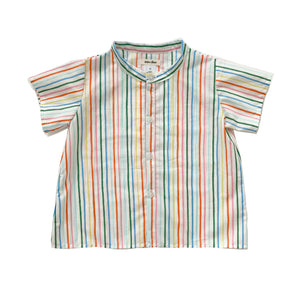 Joe Shirt (Happy Stripe)