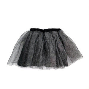 Tutu skirt - shiny chrome