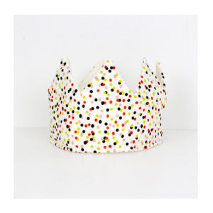 Little Designer Crown + Crayon Set