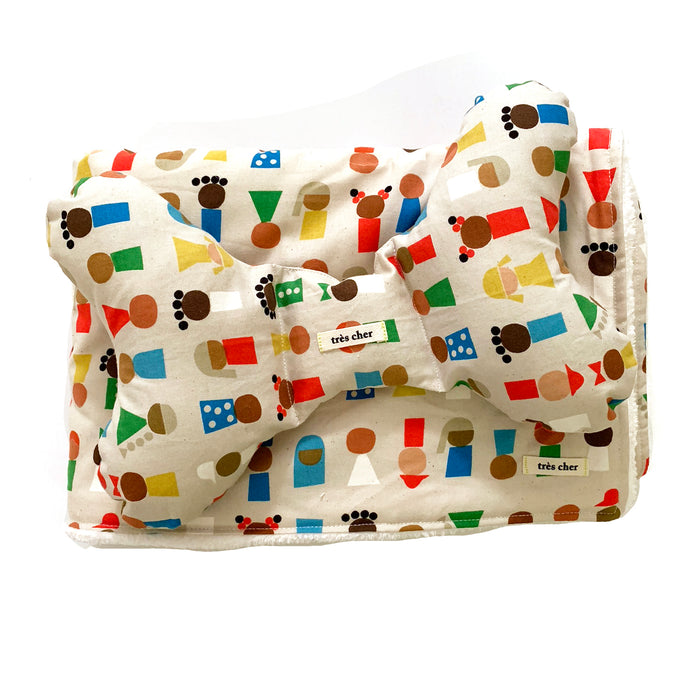 Stroller Blanket & Pillow Set - playdate