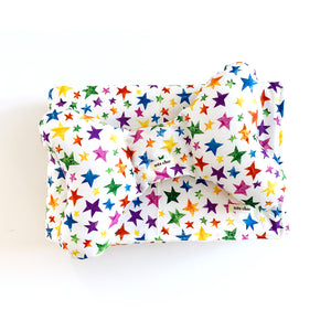 Stroller Blanket & Pillow Set - super star