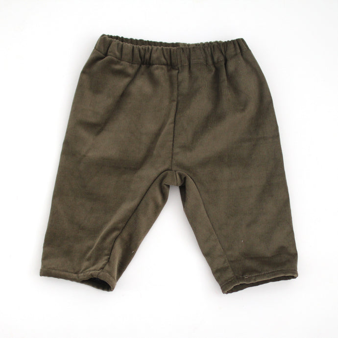 Club Baby Trousers, olive