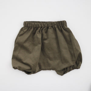 Hudson Baby Bloomers, olive