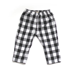 Club Crop Pants (Gingham)