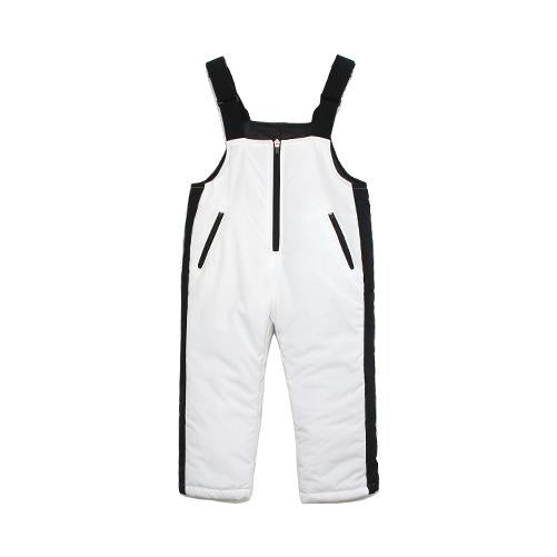 Dewspo Snow bib - White