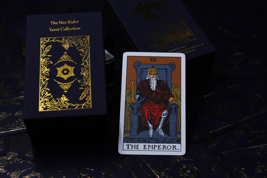 The Royal Deck - Neo Rider Tarot Deck