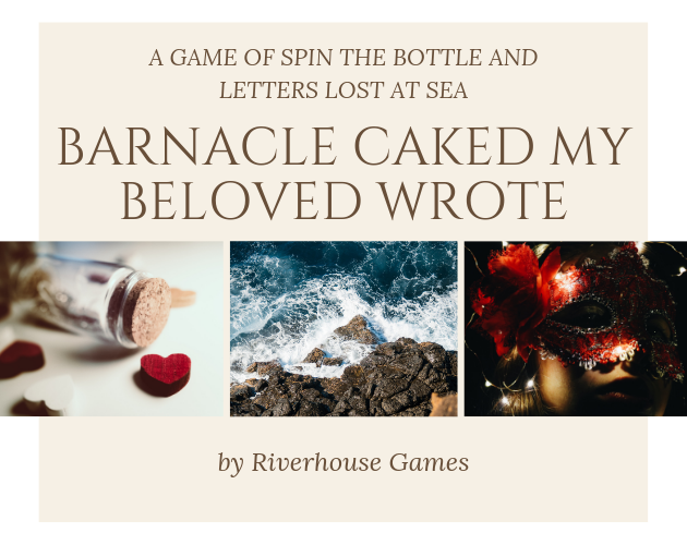 Barnacle Caked My Beloved Wrote