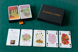 The Virginnywinny Collection Playing Cards