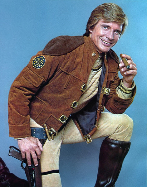 Publicity photo of Dirk Benedict.