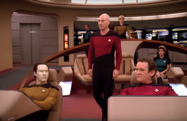 Star Trek TNG Uniforms