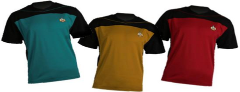TNG Shore Leave Collection