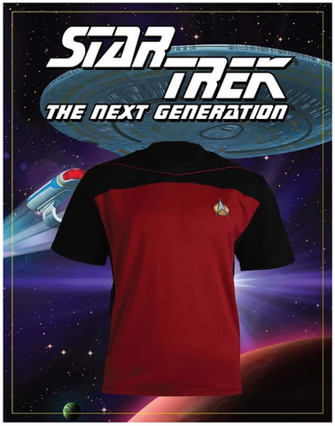 Star Trek TNG Shore Leave Collection