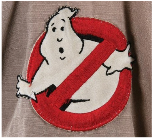 Original Ghostbusters Screen-used Patch
