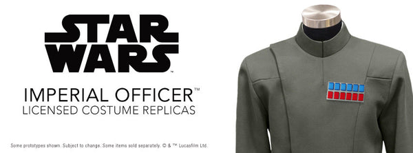 Star Wars Imperial Officer