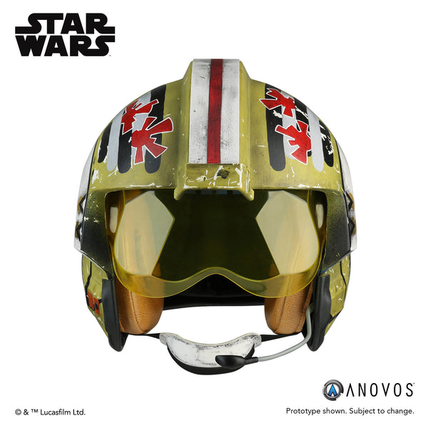 Red Leader Rebel Pilot Helmet
