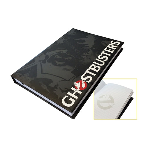 GHOSTBUSTERS™ Black Leather Journal