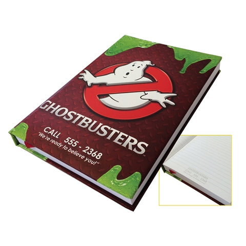 GHOSTBUSTERS™ Containment Unit Journal
