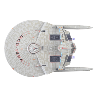 STAR TREK U.S.S. Reliant XL Scale Collectible Model