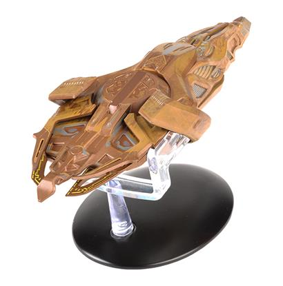STAR TREK DISCOVERY Vulcan Cruiser Collectible Model